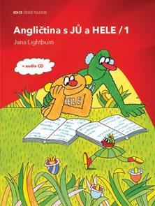 Angličtina s Jů a Hele 1 + audio CD