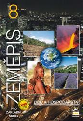 Zeměpis 8.r. pro ZŠ - Lidé a hospodářství - učebnice
