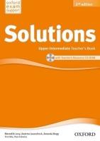 Maturita Solutions Upper-Intermediate Teachers Book 2nd Edition with Teacher´s Resouurce CD- ROM