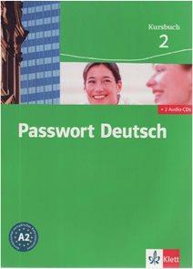 Passwort Deutsch 2, 3.dílný Kursbuch +CD