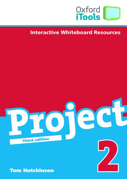 Project 2 - Třetí vydání - iTools-CD-ROM - Hutchinson Tom
