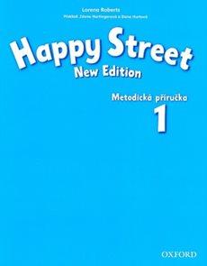 Happy Street 1 NEW EDITION Metodická příručka  CZ