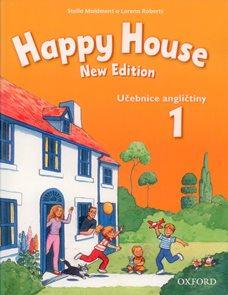 Happy House 1 NEW EDITION učebnice (česká verze)