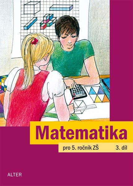 Matematika 5.r. 3.díl - Justová Jaroslava - 165x229 mm, sešitová