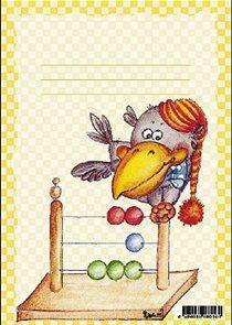 List A5 - Ptáček s počítadlem