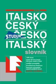 Italsko-český a česko-italský STUDIJNÍ slovník