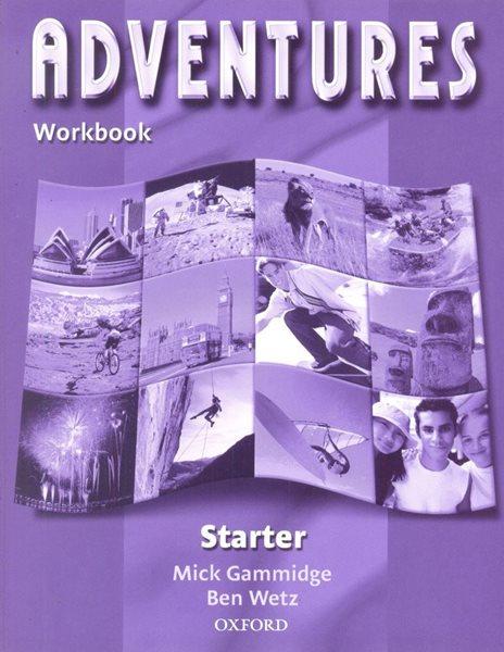 Adventures Starter Workbook - Gammidge M., Wetz B. - A4, sešitová