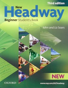 New Headway beginner Third Edition Students Book
