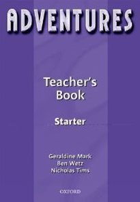Adventures Starter Teachers Book