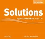 Maturita Solutions Upper-Intermediate class audio CD, 2nd edition