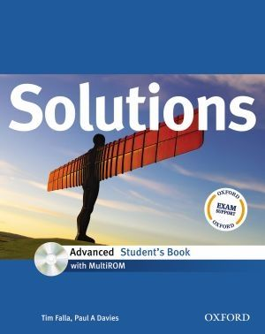 Maturita Solutions Advanced Student´s Book + CD-ROM Czech Edition, Sleva 25%