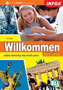 Willkommen bei uns - reálie německy mluvících zemí