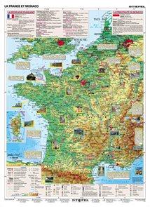Fakta o Francii - tabulka A3