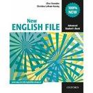 New English File advanced Students Book (učebnice)