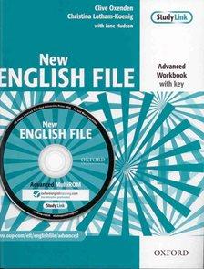 New English File advanced Workbook + MultiROM (pracovní sešit)