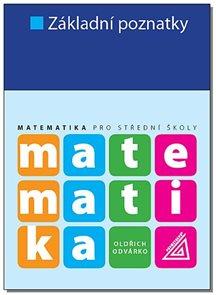 Základní poznatky - Matematika pro SOŠ