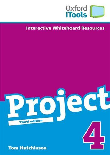 Project 4 - třetí vydání - iTools CD-ROM