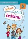Máme rádi češtinu pro 5. r. ZŠ - učebnice