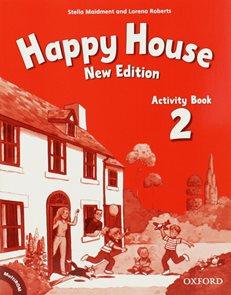 Happy House 2 NEW EDITION Activity Book + MultiROM  CZ