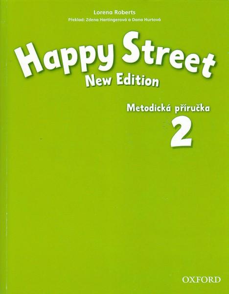 Happy Street 2 NEW EDITION Teachers Book CZ - Maidment S., Roberts L.