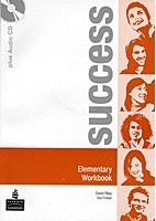 Success Elementary Workbook + audio CD - Riley D., Fricker R. - A4, brožovaná