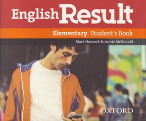 English Result Elementary Students Book + Students DVD