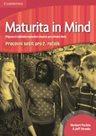 Maturita in Mind 1 pracovní sešit pro 2. ročník