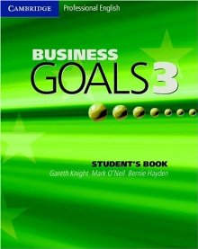 Business Goals 3 Students Book