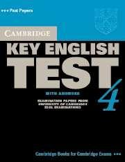 Cambridge English Test 4 with answers