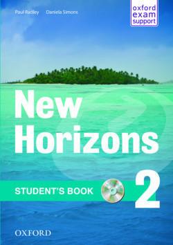 New Horizons 2 Students Books