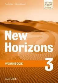 New Horizons 3 WorkBook CZ + slovníčkem