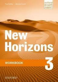 New Horizons 3 WorkBook CZ + slovníčkem - Paul Radley and Daniela Simons