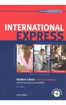 New International Express Pre - Liz Taylor