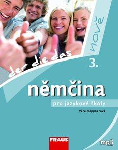 Němčina pro jazykové školy nově 3 UČ