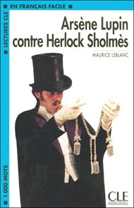 Četba FCLE - Arséne Lupin contre Herlock Sholmés