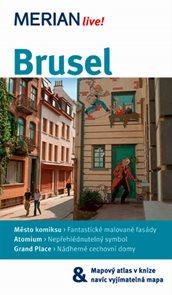 Brusel - průvodce Merian č.72 - 3.vydání /Belgie/
