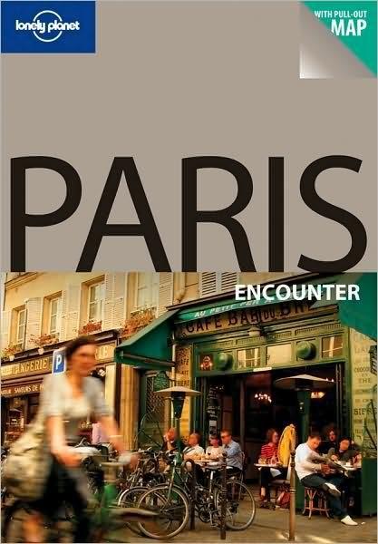 Paris - Lonely Planet-Encounter Guide Book - 2st ed. /Francie/ - 11x15 cm, Sleva 10%