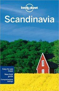 Scandinavian Europe /Skandinávie/ - Lonely Planet Guide Book - 10th ed.