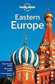 Eastern Europe /východní Evropa/ - Lonely Planet Guide Book - 11th ed.
