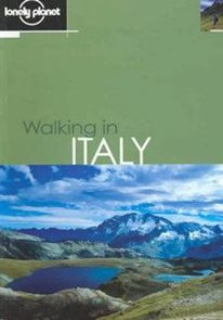 Walking in Italy- Lonely Planet Guide Book - 2th ed. /Itálie/