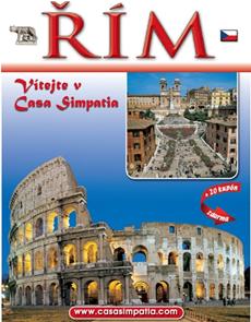 Řím - vítejte v Casa Simpatia - pr.LR