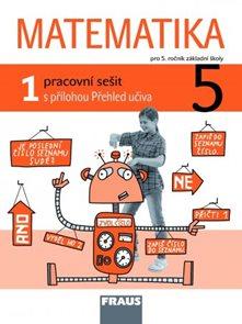 Matematika pro 5. ročník základní školy - Pracovní sešit 1