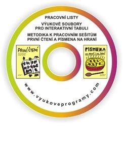 Didaktická pomůcka Výukové CD - ČJ