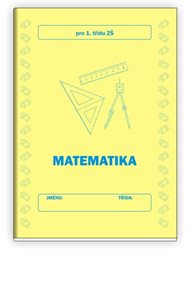 Matematika 1 - školní sešit