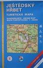 Ještědský hřbet - mapa VKÚ - 1:25t