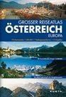 Rakousko, Jižní Tyrolsko - autoatlas Kunth - 1:215 000