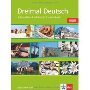 Dreimal  Deutsch, Lesebuch - NEU