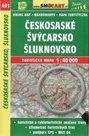 Českosaské Švýcarsko, Šluknovsko - mapa SHOCart č. 401 - 1:40 000