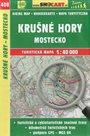 Krušné hory - Mostecko - mapa SHOCart č. 408 - 1:40 000