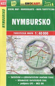 Nymbursko - mapa SHOCart č. 422 - 1:40 000